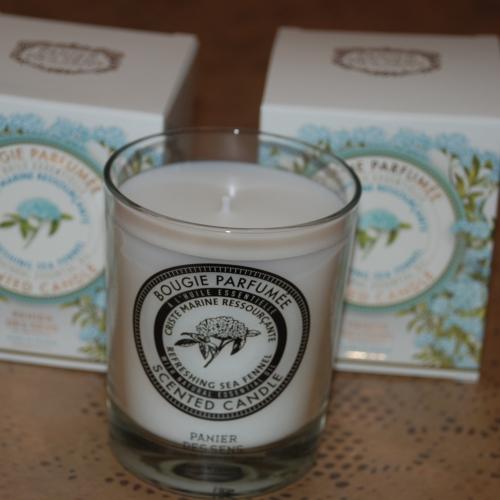 Svece ar fenheļa smaržu, P30006
